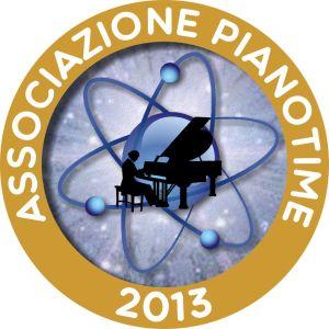 Logo PianoTime Oro 2015